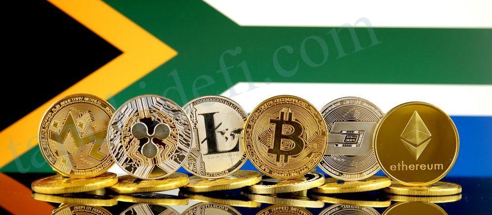 Those who transfer cryptocurrencies purchased in South Africa to foreign