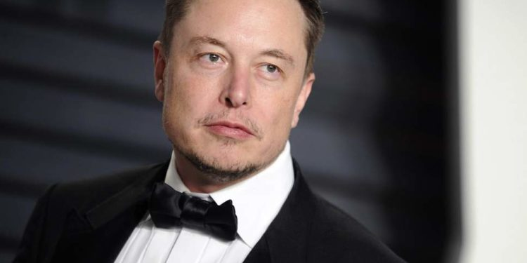 Elon Musk urges government, regulation, cryptocurrency