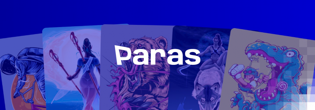 Is PARAS the highest-quality NFT market on the web?