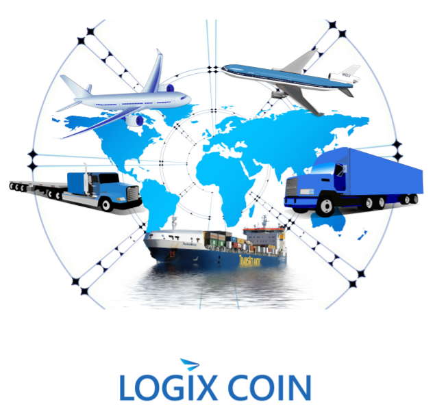 What is Logix Coin($LGX)? Comprehensive global logistics network Driven By blockchain