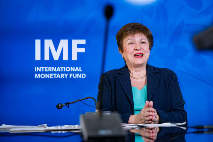 The director of the International Monetary Fund says Bitcoin is