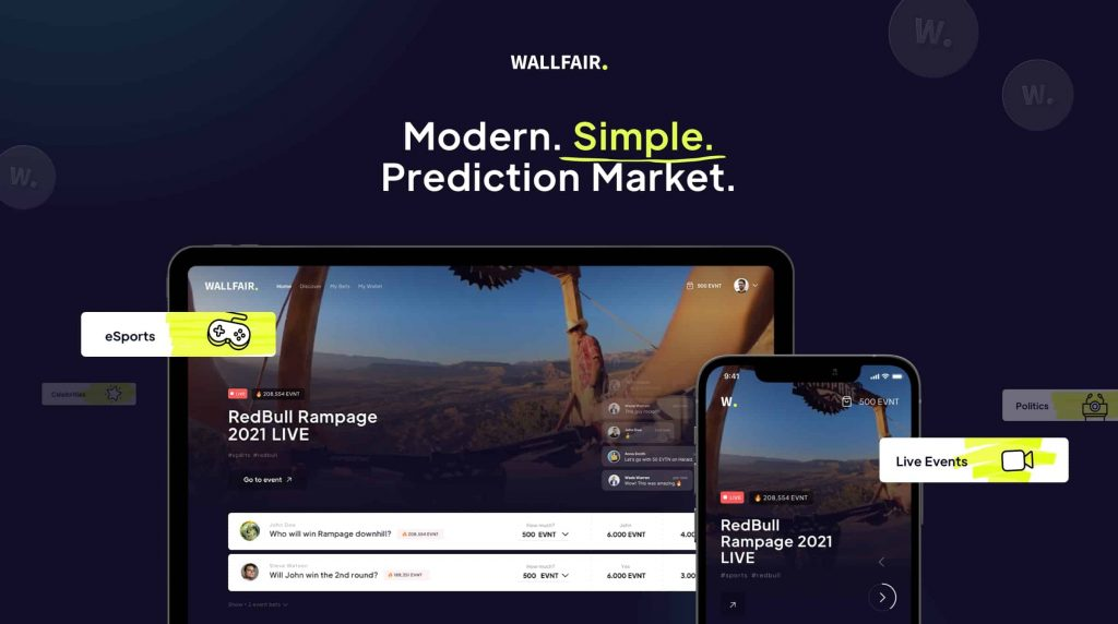 What Is Wallfair ($WFAIR)? Building an Event-Trading Platform for the Creator Economy